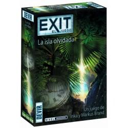 Exit - 5: La Isla Olvidada