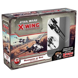 X-Wing. Renegados de Saw