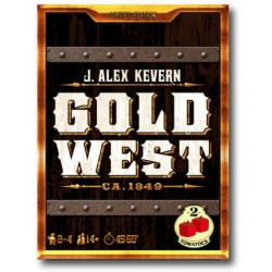 Gold West. Edición Limitada