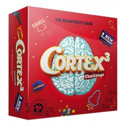Cortex Challenge 3 (Rojo)