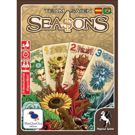 4 Seasons (castellano)