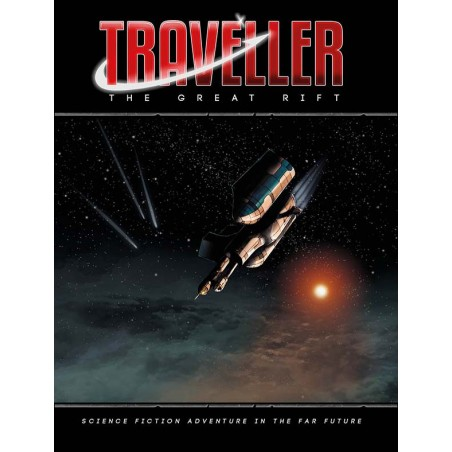 Traveller RPG: The Great...