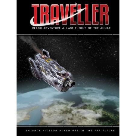 Traveller RPG: Reach...