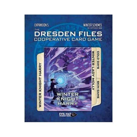 Dresden Files Cooperative...