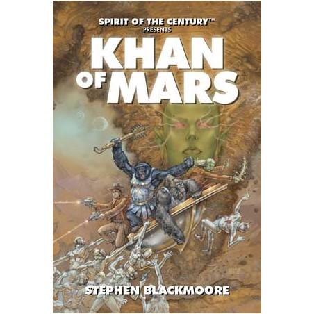 Spirit of the Century. Khan...