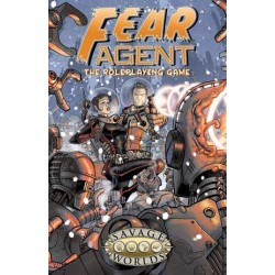 Fear Agent Limited Edition...