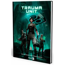 Trauma Unit + pantalla