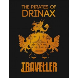 Traveller RPG: The Pirates...