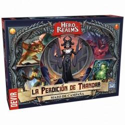 Hero Realms - La Perdición...