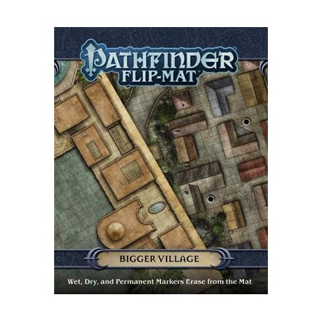 Pathfinder Flip-Mat: Bigger...