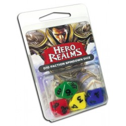 Hero Realms 16mm Dice Set