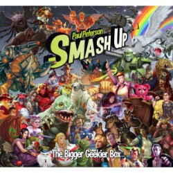 Smash Up: The Bigger...