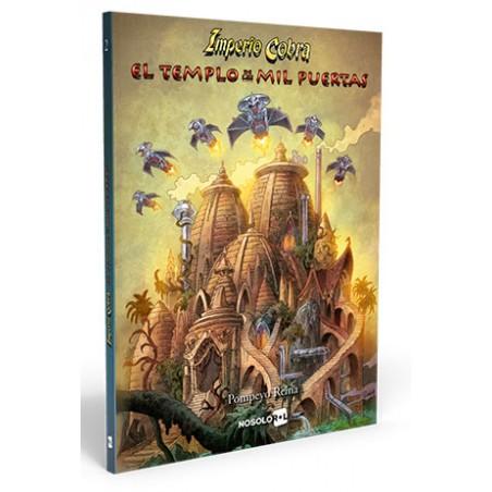 Imperio Cobra: El Templo de...