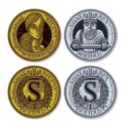 Feudum: Monedas Metálicas