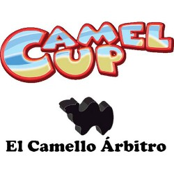 Camel Up: El Camello Arbitro