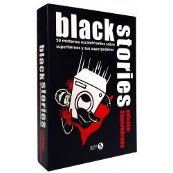 Black Stories: Superheroes