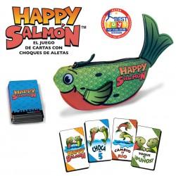 Happy Salmon (castellano)