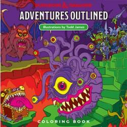 D&D Adventures - Outlined...