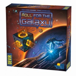 Roll for the Galaxy...
