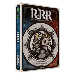 RRR. Realeza vs Religión:...