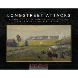 Longstreet Attacks: The...