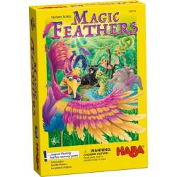Las plumas mágicas