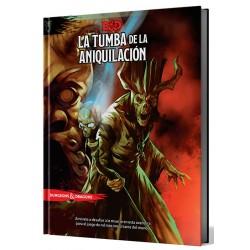Dungeons & Dragons La Tumba...