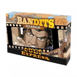 Colt Express: Bandits. Django