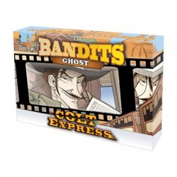 Colt Express: Bandits. Ghost