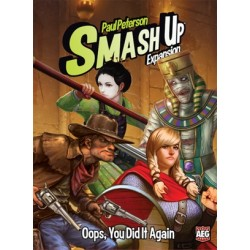 Smash Up: Oops You did it...