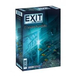 Exit - 7: El Tesoro Hundido