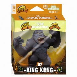 King of Tokyo: Monstruos...