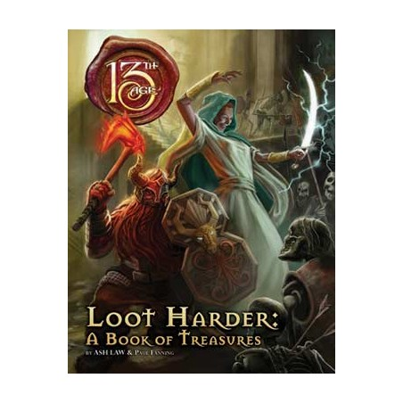13th Age: Loot Harder: A...