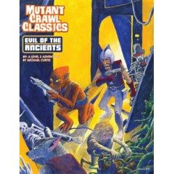 MCC #9: Evil of the Ancients