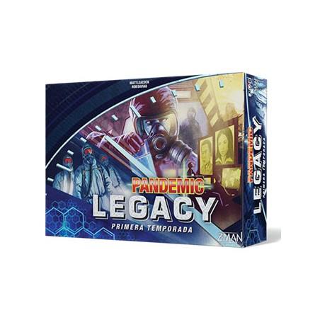 Pandemic Legacy: Primera...