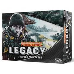 Pandemic Legacy: Segunda...