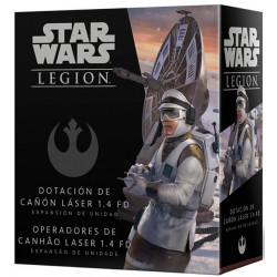 Star Wars Legión: 1.4 FD Laser