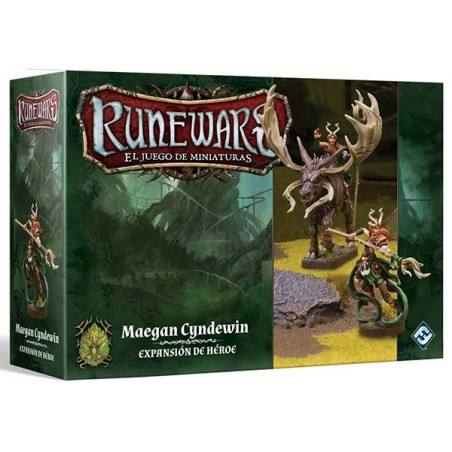 Runewars Miniaturas: Maegan...