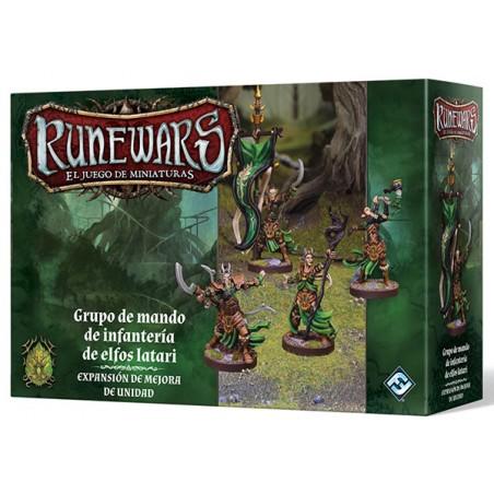 Runewars Miniaturas: Grupo...