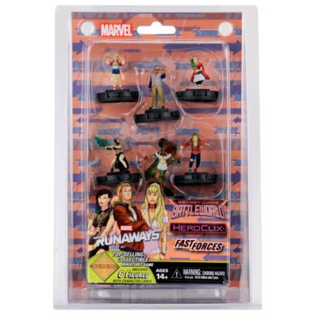 Marvel HeroClix: Secret...