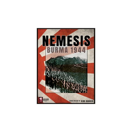 Nemesis: Burma, 1944