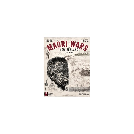 Maori Wars: The New Zealand...