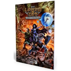 Labyrinth Lord: Aventuras...