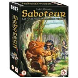 Saboteur: Las Minas Perdidas