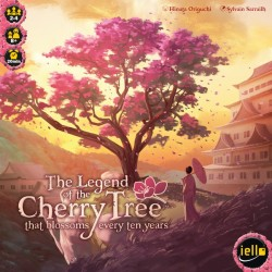 The Legend of the Cherry...
