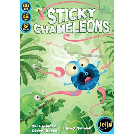 Sticky Chameleon