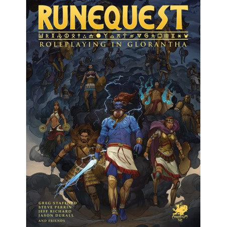 RuneQuest: Roleplaying in...