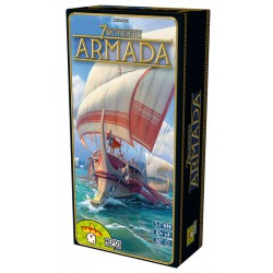 7 Wonders: Armada + promo