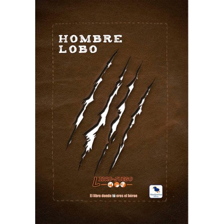 Hombre Lobo (librojuego)