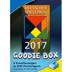 Deutscher Spielepreis 2017...